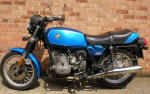 BMW R65 Azur Blue 501
