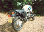 BMW R65GS photo