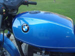 BMW R65 in Azur Blue