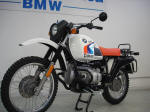 Restored BMW R80G/S Paris Dakar