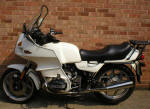 BMW R80RT Police White Code 581 Photo