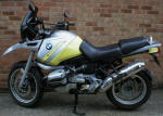 BMW R850GS photo