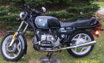 BMW R100 Monolever Photo