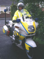 Avon & Somerset Constabulary BMW R1100RT
