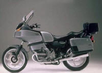 BMW R100RT Monolever
