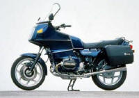 BMW R80RT Monolever